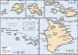 map of hawaii cities hawaii history geography britannica