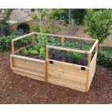 Raised Planter Beds by Raised Garden Beds Kits And Planters Eartheasy Com