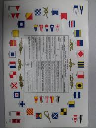 Nautical Code Flags Signal Code Flags International Code Flags Marine And Yachting