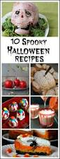 10 seriously spooky recipes for halloween caramel apple recipes