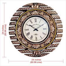 Designer Wall Clock Yakshini Impex