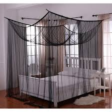 palace four poster bed canopy free shipping today overstock
