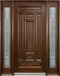 Exterior Door Wood Wood Exterior Doors Door Design How To Build Wood