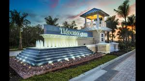 tidewater house new homes in fort myers florida tidewater by del webb youtube