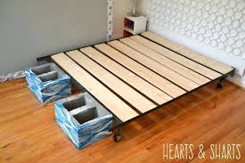 Metal Bed Frame No Boxspring Needed Metal Bed Frame No Boxspring Needed Uforia