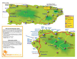 Puerto Rico Beaches Map by Weddings Rincon Puerto Rico Travel To Rincon Puerto Rico