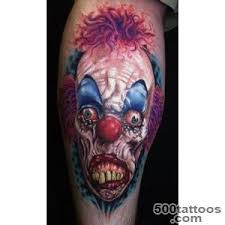 clown tattoo designs ideas meanings images