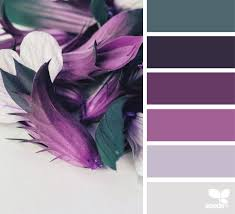 Interior Color by Best 25 Purple Color Palettes Ideas On Pinterest Color Swatches