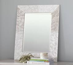 Pottery Barn Mirrors Bathroom by Miranda Capiz Mirror Pottery Barn