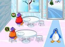 jeux de cuisine de pingouin jeux de restaurant