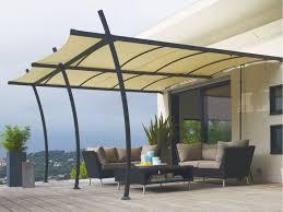 tonnelle en bambou salon de jardin en metal 2 tonnelles en m233tal tonnelle de