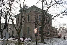 bureau d enregistrement édifice de l ancien bureau d enregistrement du comté de chambly