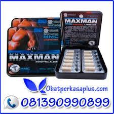 maxman kapsul u s a obat kuat pria