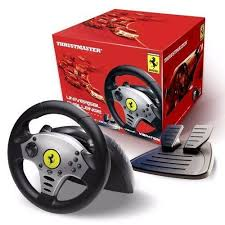 volante ps3 thrustmaster volant ps2 pas cher ou d occasion sur priceminister rakuten