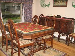 vintage dining room set home design