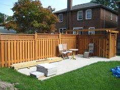 Backyard Fences Ideas by Lowes Privacy Fence For The Home Pinterest Gossip News