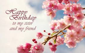 birthday card for sister free download