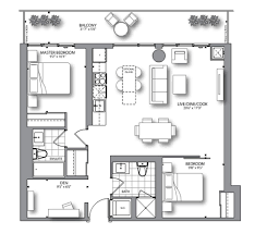 2 Bedroom Condo Floor Plans 28 Den Floor Plan Edge Allston Floor Plans 617 981 6900