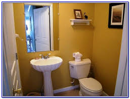best colors for a small half bathroom painting home design