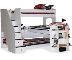 bunk beds bedroom set trifecta loft bunk bed bedroom furniture beds berg furniture