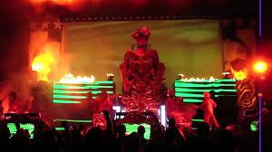 rob zombie dragula live tucson az halloween hootenanny 10 2