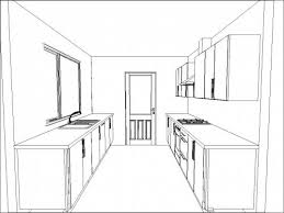 galley kitchen layouts galley kitchen layout designs home design plan