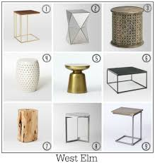 table solutions 100 top contemporary design side tables fresh