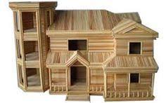 euro house miniature design art