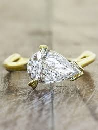 untraditional engagement rings untraditional engagement rings modwedding