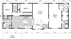 ranch house floor plans elegant and affordable living made open