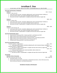 resume format with experience resumes formats free resume example and writing download cover letter common resume format common resume format with intended for professional resume formats