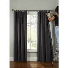Thermal Curtain Lining Which Side Out Thermalogic Universal Blackout Curtain Liner Free Shipping On