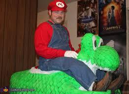 Baby Mario Halloween Costume Mario Yoshi Creative Costume