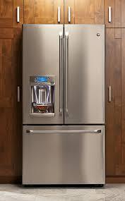 ge glass door refrigerator ge artistry retro refrigerator