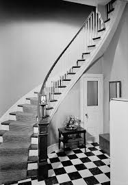 Quarter Turn Stairs Design Stairs And Balusters Historic Details