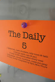 family organization family organization the daily 5 morganize with me morgan tyree