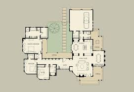 courtyard house plan u shaped building plans u shaped house plan with courtyard u