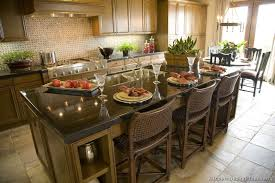 Pictures Of Kitchens Traditional Medium Wood Cabinets Olive Color - Olive green kitchen cabinets