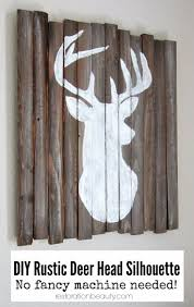best 20 deer heads ideas on pinterest deer head silhouette