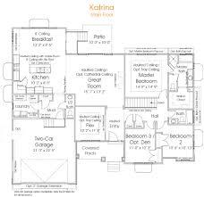 Katrina Cottage Floor Plan by House Plans Rambler Ucda Us Ucda Us