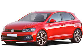 volkswagen polo red volkswagen polo gti hatchback review carbuyer
