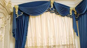 How To Make Swag Curtains How To Make Swags And Tails Curtains Leaning Swags Youtube