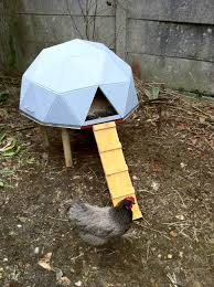 Geodesic Dome House Anthony Liekens Net Misc Geodesic Chicken Dome