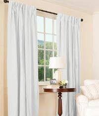 pinch pleat curtains u0026 pinch pleat drapes country curtains