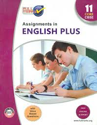 cbse assignments in english plus core class 11 buy cbse