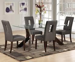 hit ashley modern dining room furniture sets grey elegant design