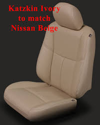 nissan altima leather seat covers 2013 2017 nissan altima 2 5s 2 5sv 2 5sr 3 5s 3 5sv sedan katzkin
