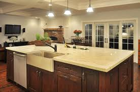 Coffered Ceiling Lighting by Decorating Brick Fireplace Surround For Kitchen Design Ideas With