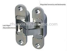 Adjustable Hinges For Exterior Doors Adjustable Exterior Door Hinges 3 Way Adjustable Concealed Hinge