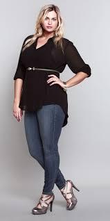 Plus Size Clothes For Girls 299 Best Plus Size Fashion Images On Pinterest Curvy Fashion